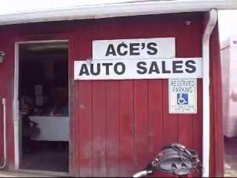 Car Sales  Ace's Auto  N Versailles PA  15137