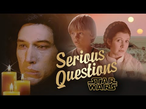 Can a Dog Use The Force? - Star Wars Serious Questions