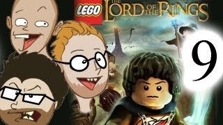 Lego Lord of the Rings (2 player) - Part 9 - The Path of Caradhras, Redhorn, Barazinbar!