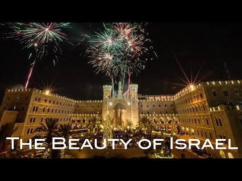 Israel Most Beautiful Places