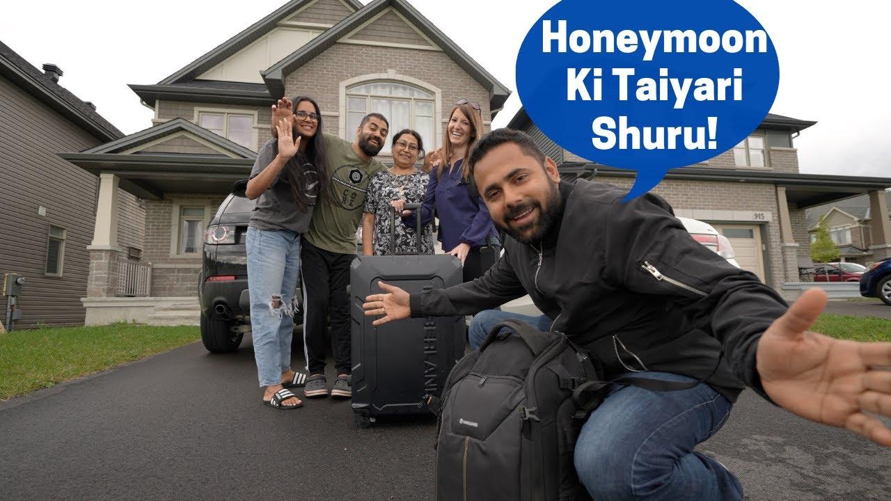 Shadi Ke Baad Ki Pehli Trip!! Bags Packed Again!