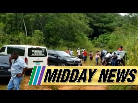 Teacher Abducted in Santa Cruz   Double Murder in St. Ann   TVJ Midday News - Oct 6 2021