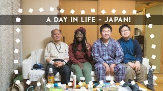 Life with my Japanese Family & Grandfather!