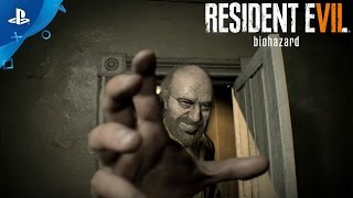 "Resident Evil 7 biohazard - TAPE-4 ""Biohazard"" – Launch Trailer 