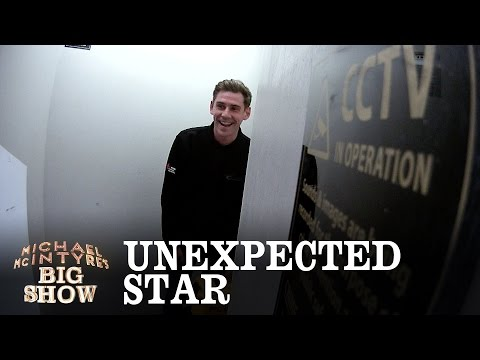 Unexpected Star of The Show: Adam the Singing Electrician - Michael McIntyre's Big Show: Episode 3