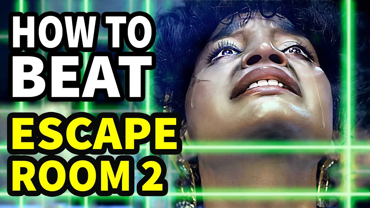 How To Beat EVERY TRAP In Escape Room 2