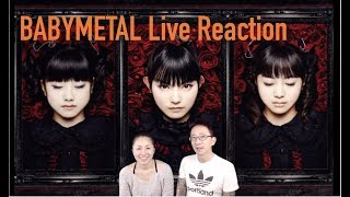 BABYMETAL Ijime Dame Zettai | Reaction リアクションビデオ