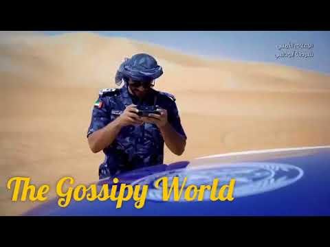 Dubai Police Rescue Technology