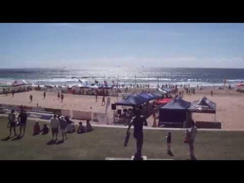 Australia Beach Soccer Cup, North Wollongong Beach, N.S.W., Australia. 8th December, 2013.