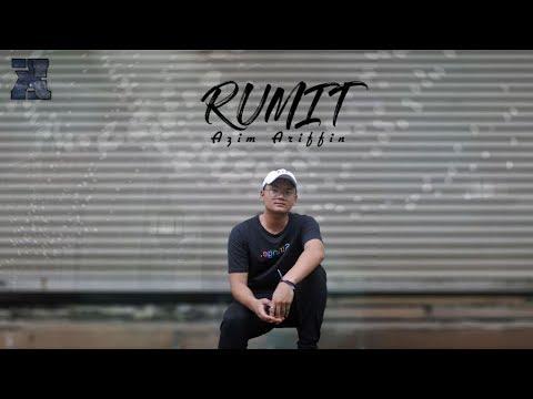 Rumit (Lyric Video) - Azim Ariffin