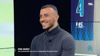 Le Vestiaire : « Mahrez me disait toujours qu'il jouerait au top niveau » confie Saïss