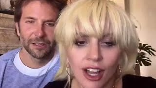 Bradley Cooper and Lady Gaga Sing Together In 2016 Footage Video