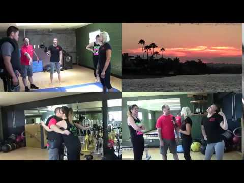 WorkOut San Diego & Urban Body Gym Extreme Ad Video featuring Self Defense Classes