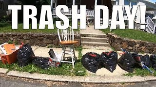 LOOK WHAT I FOUND IN THE TRASH THIS WEEK! Trash Picking Ep. 151