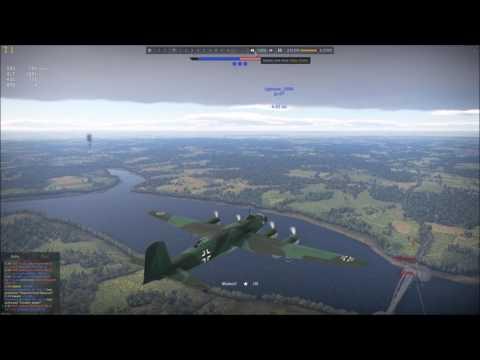 German Focke-Wulf 200 Condor vs 14 Armored Cars