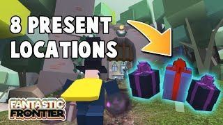 8 OTHERWORLDLY PRESENT LOCATIONS FANTASTIC FRONTIER ROBLOX