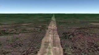 Древние дороги прямоезжие