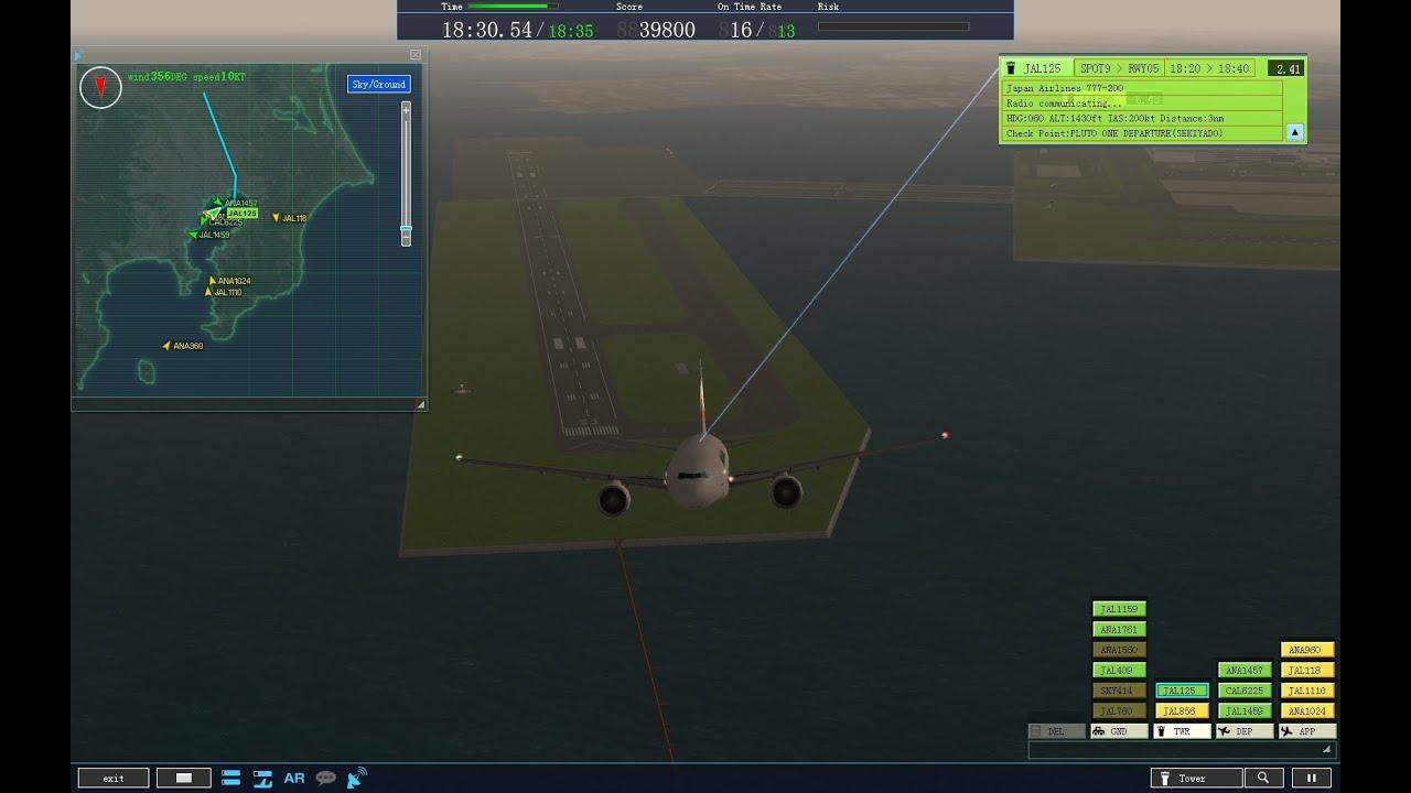 ATC 4 RJTT Stage 8,WCTMJ - VideosTube