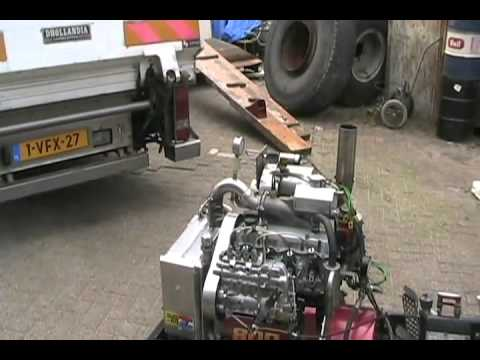 Davidsfarm 1462 Awesome Mini Diesel Tractor Puller Youtube