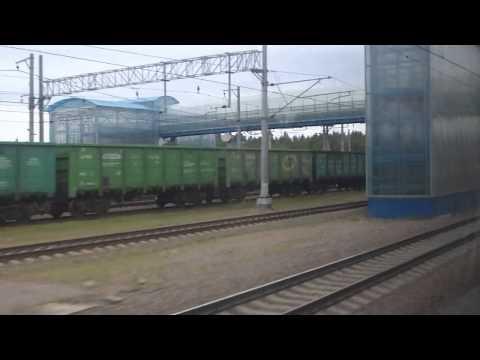 Финляндский вокзал - Выборг