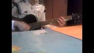 Faun - Mit dem Wind (guitar cover)