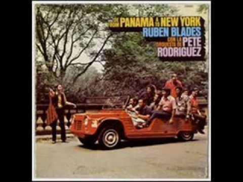 Ruben Blades & Pete Rodriguez - De Panama A New York (1970) - Album Completo