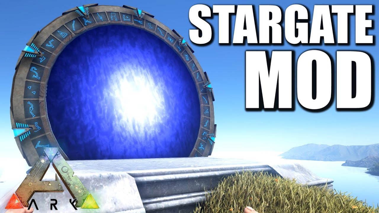 ARK STARGATE MOD ( Ark Deutsch | Ark Survival Evolved ...