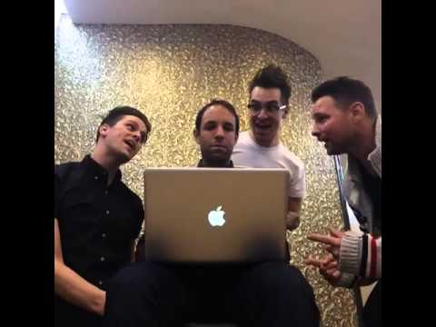 Brendon Urie: Positive Confirmations w/ Scott Nagelberg, Kenneth Harris & Dallon Weekes