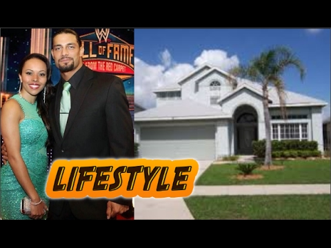 Roman Reigns Biography,Wife,Income,Cars,Houses, and Net Worth