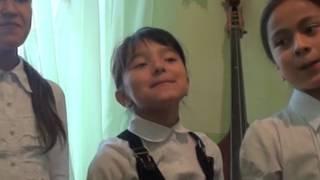 Араван. Уроки музыки вдетской музыкальной школе -2