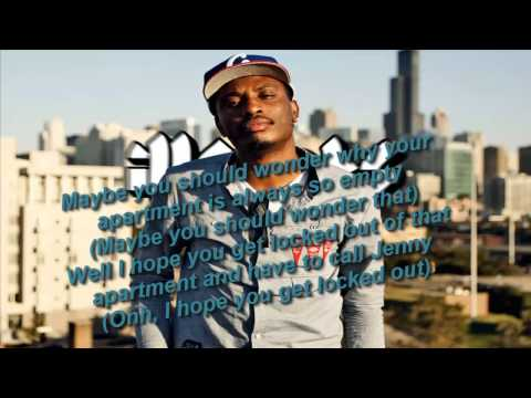 Chiddy Bang feat. Darwin Deez - Bad Day [Lyrics HD Video]