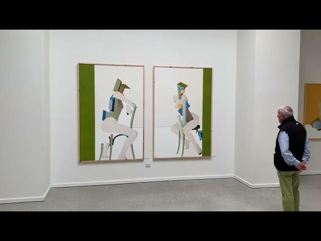 Exhibition Walkthrough with Alberto LABAD