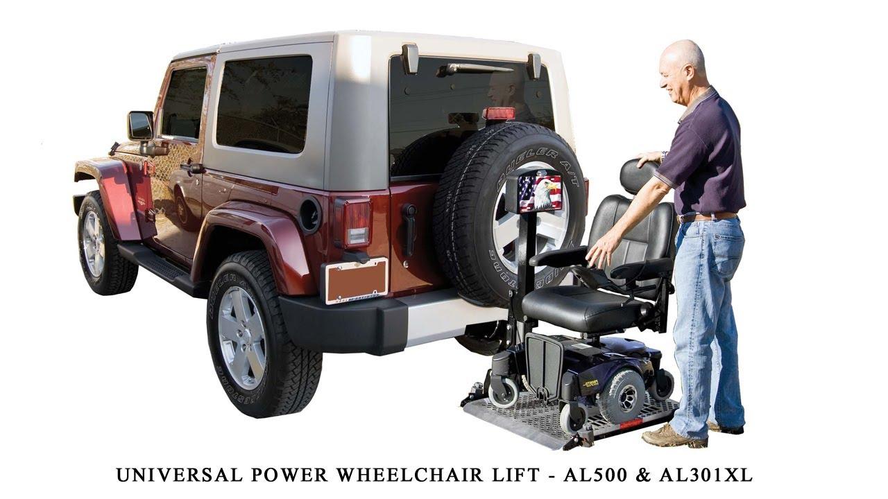 medium resolution of harmar al500 universal power chair lift installation guide