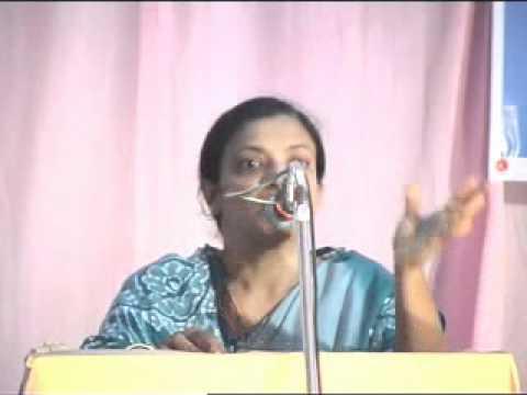 Malayalam Testimony  by Prof. Maya Sivakumar