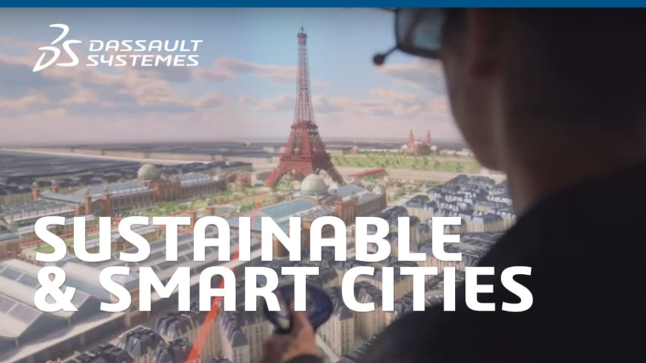 Sustainable & Smart Cities - Dassault Systèmes