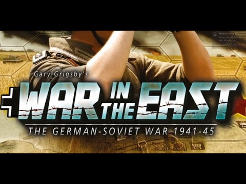 War in the East Tutorial German Campaign Ep. 25 Turn 7 AGC