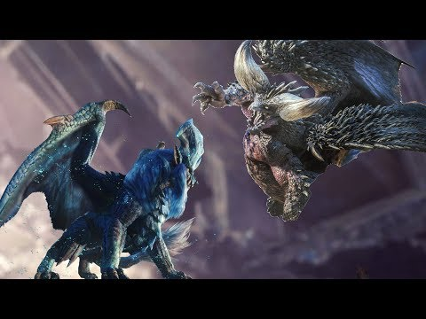 [Monster Hunter World] Clash of the Tempered Elders thumbnail