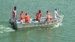 Watch Narmada yatra from MP's Hoshangabad