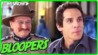 NIGHT AT THE MUSEUM Bloopers & Gag Reel (2006)