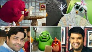 Angry Birds Hindi Movie 2 Trailer || Kapil sharma ,Kiku Sharda,Archana Puran
