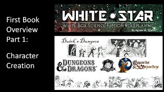 In this video I explain James M. Spahn's White Star RPG You can get the PDF and/or a hardbound book at ...