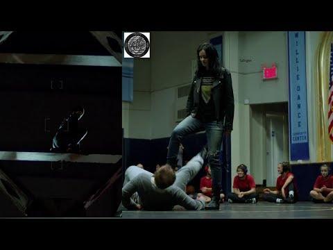 Marvels Jessica Jones | Season 3 | Jessica Vs Gregory Salinger | Trish Reveal Herself As Hell Cat