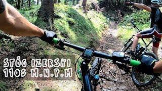 Rowerem na szczyt - Stóg Izerski 1105m npm (Singltrek 2018)
