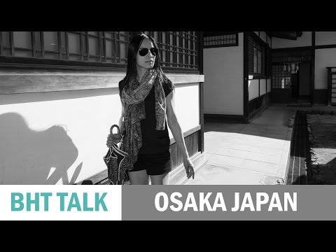Osaka with the Ricoh GR and XF 23mm F/2 WR