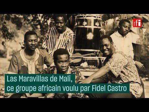 Las Maravillas de Mali, ce groupe africain voulu par Fidel Castro - #CulturePrime