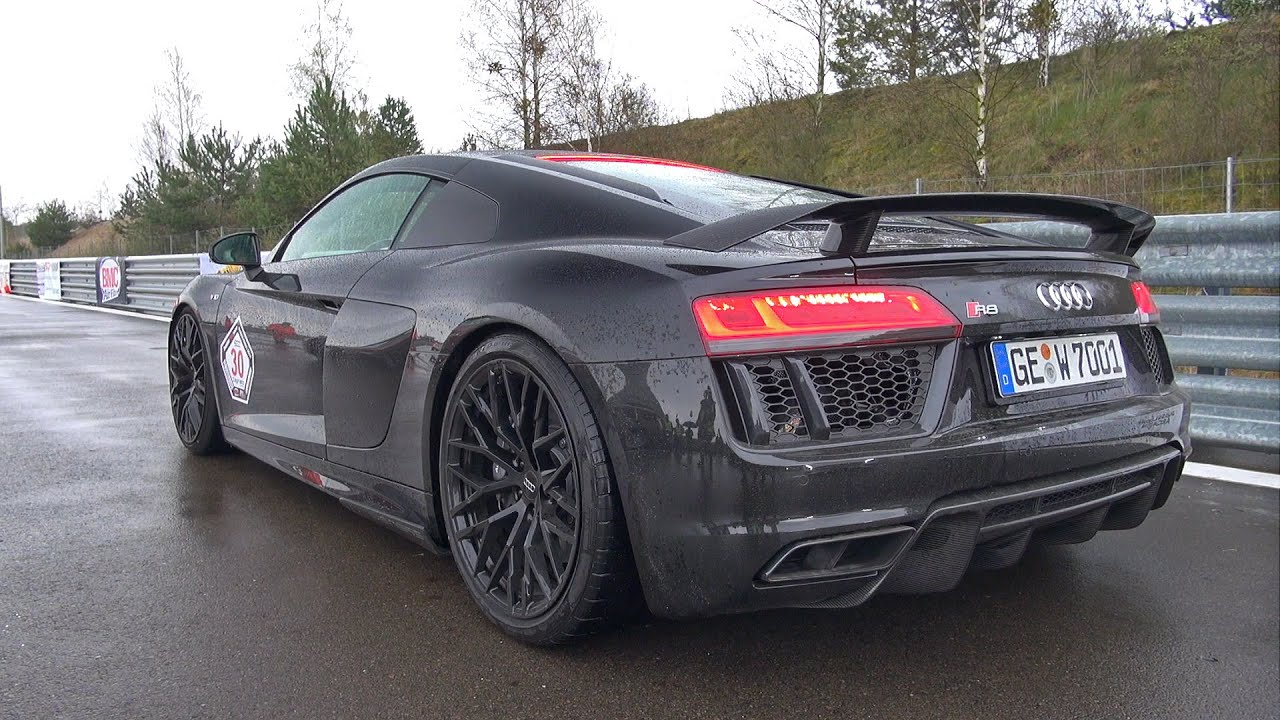 2016 audi r8 v10 plus with capristo exhaust system youtube. Black Bedroom Furniture Sets. Home Design Ideas