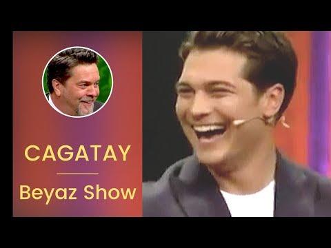 Cagatay Ulusoy ❖ About Cagatay 2011 ❖ Beyaz Show ❖ English