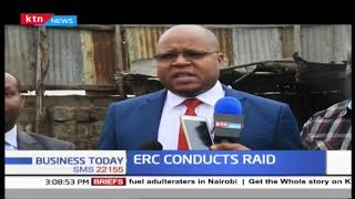 ERC conducts raid on fuel syndicate