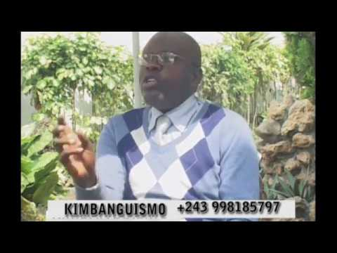 Emission KIMBANGUISMO avec  Papa Rhobonet : MPO NA NINI BA KIMBANGUISTE TO LIAKA NGULU TE
