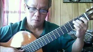 Dấu Tình Sầu (Ngô Thụy Miên) - Guitar Cover by Hoàng Bảo Tuấn